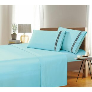 Norene Embroidered Sheet Set
