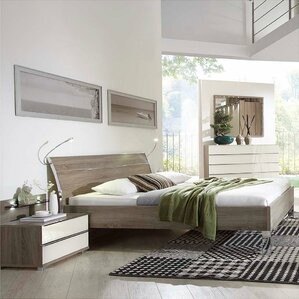 Loft Platform Customizable Bedroom Set