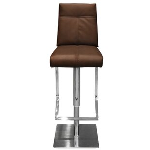 RMG Fine Imports Castillo Adjustable Height Swivel Bar Stool