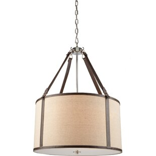 Darby Home Co Strathmore Contemporary Drum Pendant