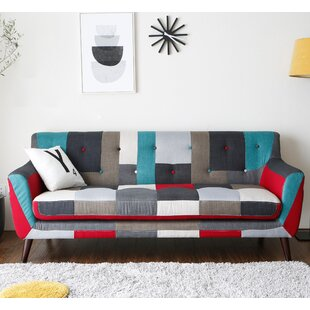 Blom Checkered Sofa