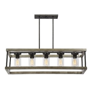 Mott 5-Light Kitchen Island Pendant