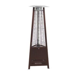 Pyramid 42,000 BTU Propane Patio Heater By Belleze