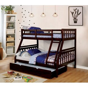 Sumas Twin on Full Bunk Bed by Harriet Bee