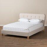 Brydon Upholstered Full Platform Bed byGeorge Oliver