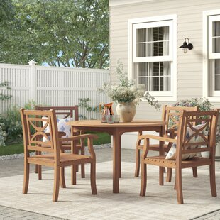 Brunswick 5 Piece Teak Dining Set