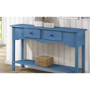 Blue Console Tables You\'ll Love in 2019   Wayfair