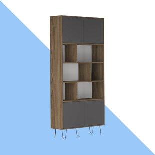 Review Abbas 186.5cm Bookcase