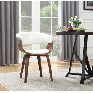 Baumgartner Upholstered Dining Chair by George Oliver Best Choices