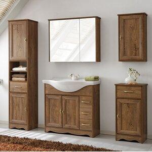 Belfry Bathroom 165 cm Waschtisch Deco mit Spieg..