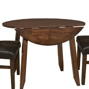 Whisenhunt 42 Drop Leaf Dining Table by Millwood Pines Design