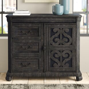 Ellenton 3 Drawer Media Chest