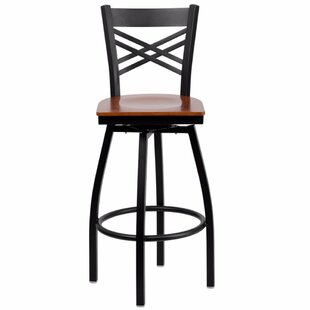 Dryden 30.25 Swivel Bar Stool