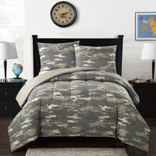 Osiris Reversible Comforter Set