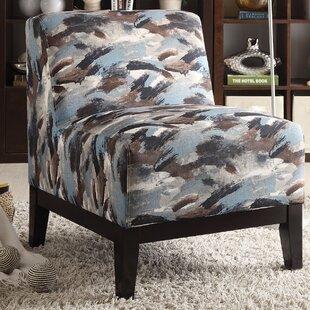 Bobb Slipper Chair by Wrought Studio