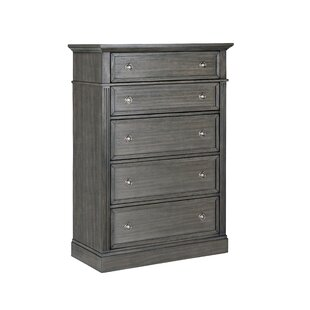 Teton 5 Drawer Chest by Ophelia & Co. Best