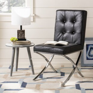 Best Reviews Goslinga Tufted Upholstered Dining Chair by Orren Ellis Reviews (2019) & Buyer's Guide