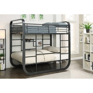 Tennyson Bunk Bed by 17 Stories