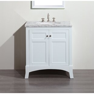 Best Reviews Piccirillo 30 Single Bathroom Vanity Set ByBrayden Studio
