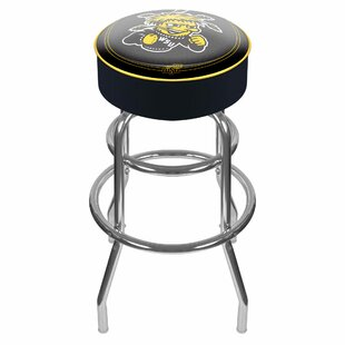 NCAA 31 Swivel Bar Stool