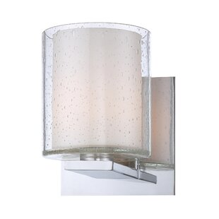 Condell 1-Light Bath Sconce by Latitude Run
