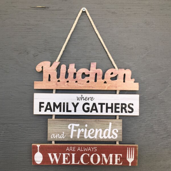"""Dogs Welcome People Tolerated Durable Metal Sign Metal Sign 8/"""" x 12/"""" Decor"""