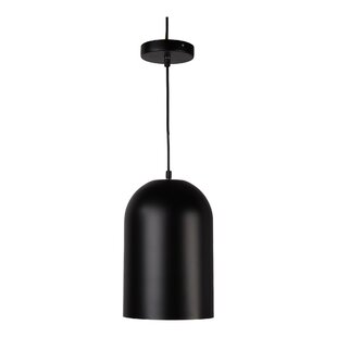 Wrought Studio Illinois 1-Light Dome Pendant