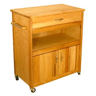 Cuisine Kitchen Cart Catskill Craftsmen, Inc.