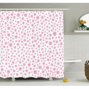 Baby Bridal Shower Curtain Set