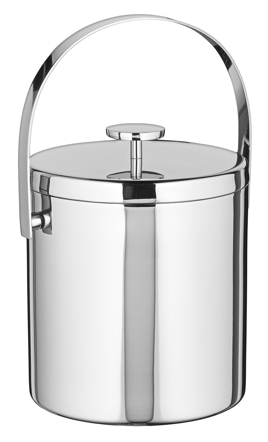 Charlton Home Rickert 1 7 Qt Ice Bucket Wayfair