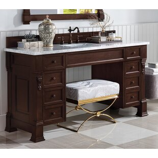 Find the perfect Bedrock 60 Single Bathroom Vanity Base Only By Darby Home Co