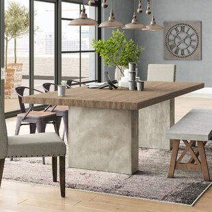 Pagosa Springs Oak Dining Table Trent Austin Design