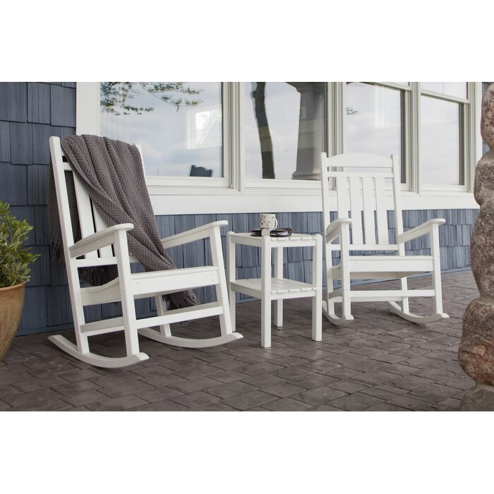Fine Presidential 3 Piece Rocking Chair Set Ocoug Best Dining Table And Chair Ideas Images Ocougorg