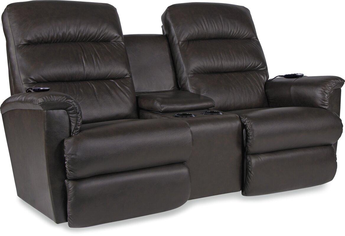 Tripoli Leather Reclining Sofa
