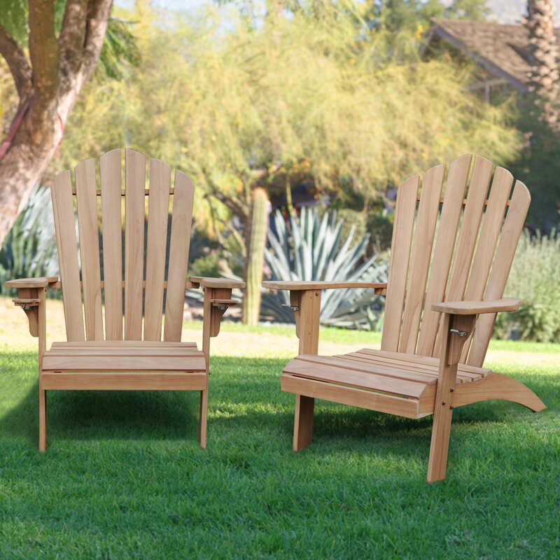 Groovy Cynthia Teak Adirondack Chair With Cupholder Download Free Architecture Designs Pushbritishbridgeorg