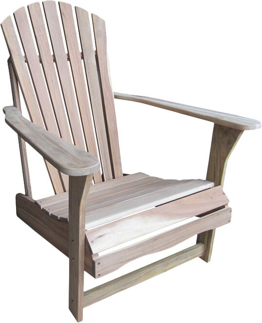Hinman Solid Wood Adirondack Chair  sc 1 st  Joss u0026 Main & Hinman Solid Wood Adirondack Chair u0026 Reviews | Joss u0026 Main