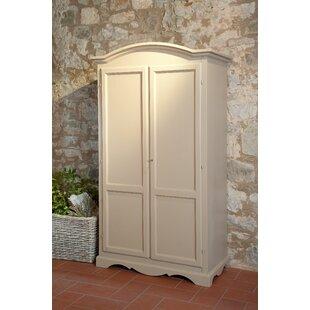 Collis 2 Door Wardrobe By Fleur De Lis Living