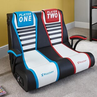 Duel Rivals Gaming Chair By X Rocker