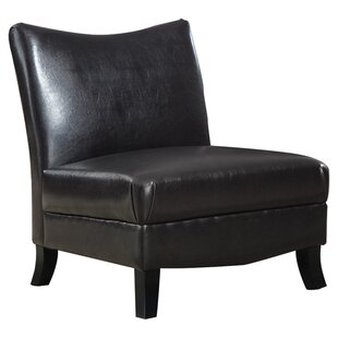 Carnegie Slipper Chair by Monarch Specialties Inc.