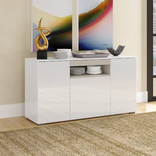 Finley Sonoma Oak Sideboard by Orren Ellis