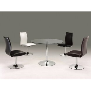 Elenora 5 Piece Dining Set by Orren Ellis