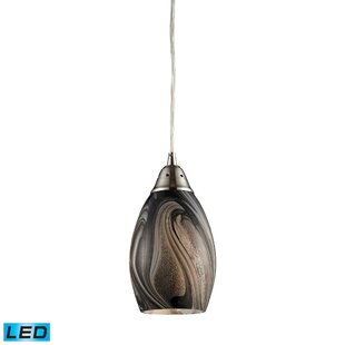 Latitude Run Zanthus 1-Light Cone Pendant
