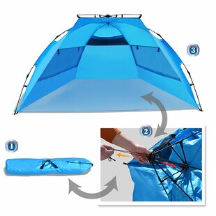 Easy Pop Up Instant Canopy Sun Beach 4 Person Tent  sc 1 st  Wayfair & 12x12 Instant Canopy | Wayfair