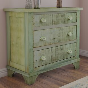 Phares 3 Drawer Chest by August Grove
