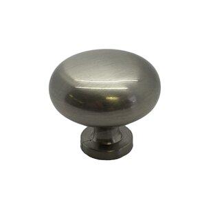 Handle Stainless Steel Round Knob (Set of 2)