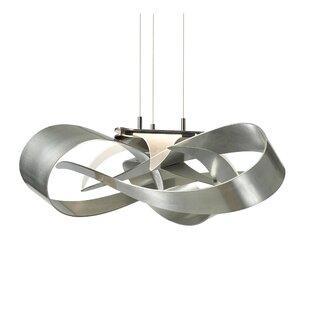 Hubbardton Forge Flux 1-Light Novelty Pendant
