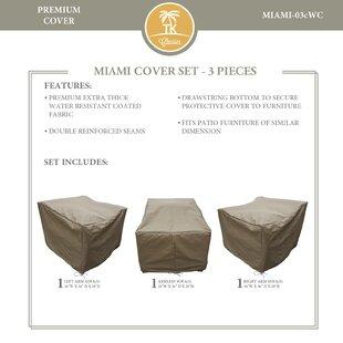 TK Classics Miami 3 Piece Protective Pati..