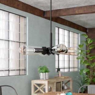 Best Choices Alguno 4-Light Chandelier By Trent Austin Design