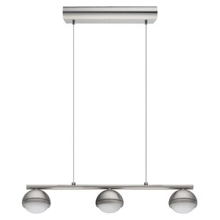 Compare & Buy Bernetta 3-Light Kitchen Island Pendant By Orren Ellis
