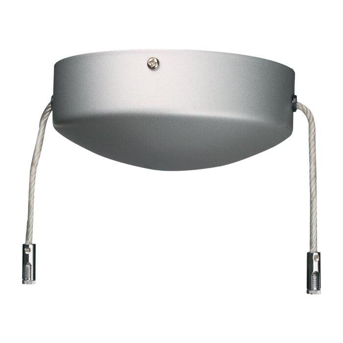 Cable Head Pivot 5 Light Track Kit